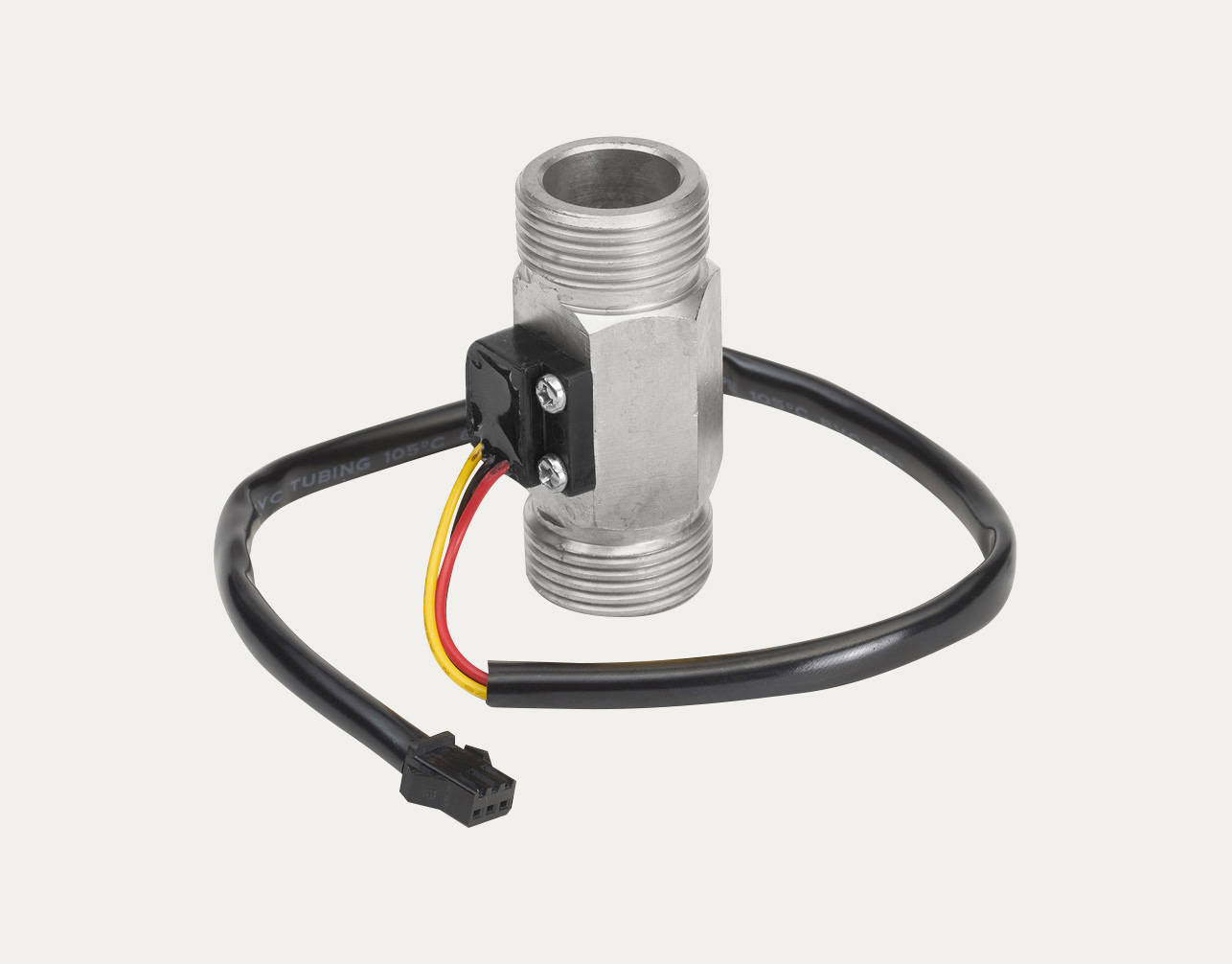 The AKWA Flow sensor is mainly used to identify invisible water leaks inside walls